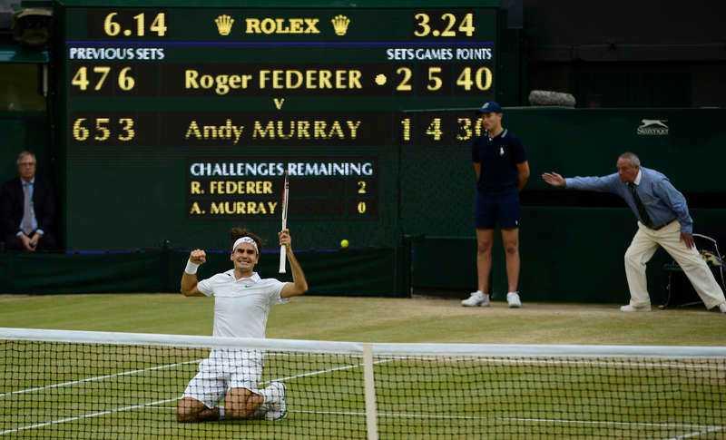 I och med segern tangerade Roger Federer amerikanen Pete Sampras rekord på sju segrar i Wimbledon. Dessutom återtog han platsen som etta på världsrankningen.