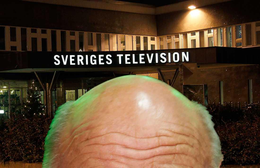 """Bryt upp Grabbfesten SVT stoltserar med en policy """"att jämställdhet ska vara en naturlig del i Sveriges Television"""". Det ser jättebra ut på pappret. Men verkligheten är en annan. Alla stora nöjesprogram leds av män. Nöjesbladets Helena Trus kräver ett slut."""