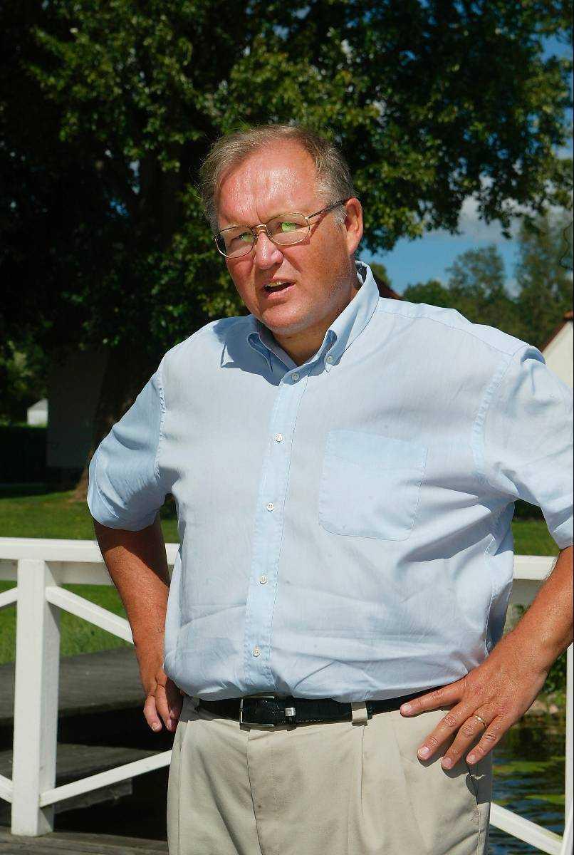 Göran Persson.