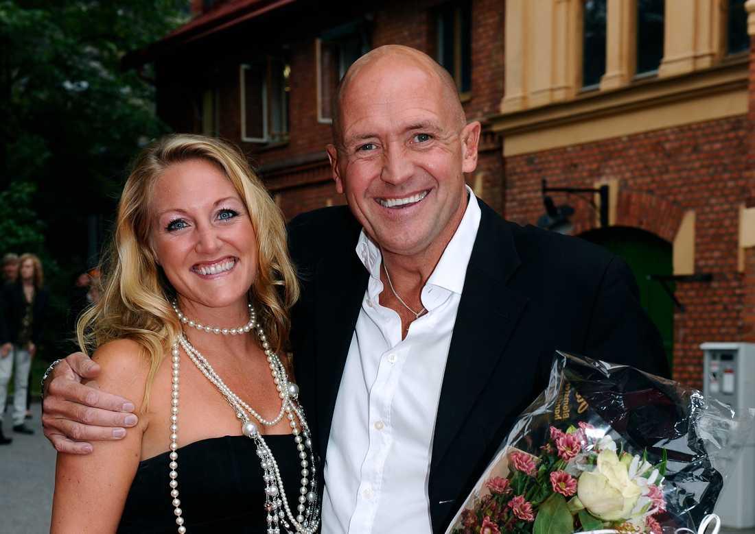 d6b2545ac60 Thomas Petersson och Anna-Karin Palmgren har gift sig | Aftonbladet