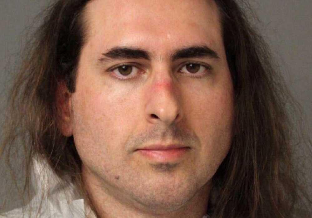 Jarrod Ramos, misstänks ha dödat fem personer på Capital Gazettes redaktion.