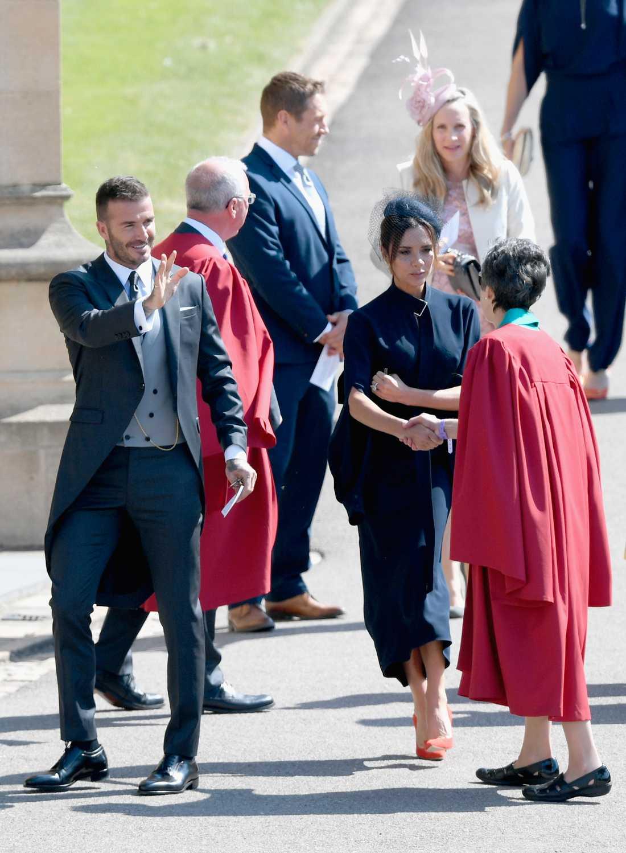 David och Victoria Beckham