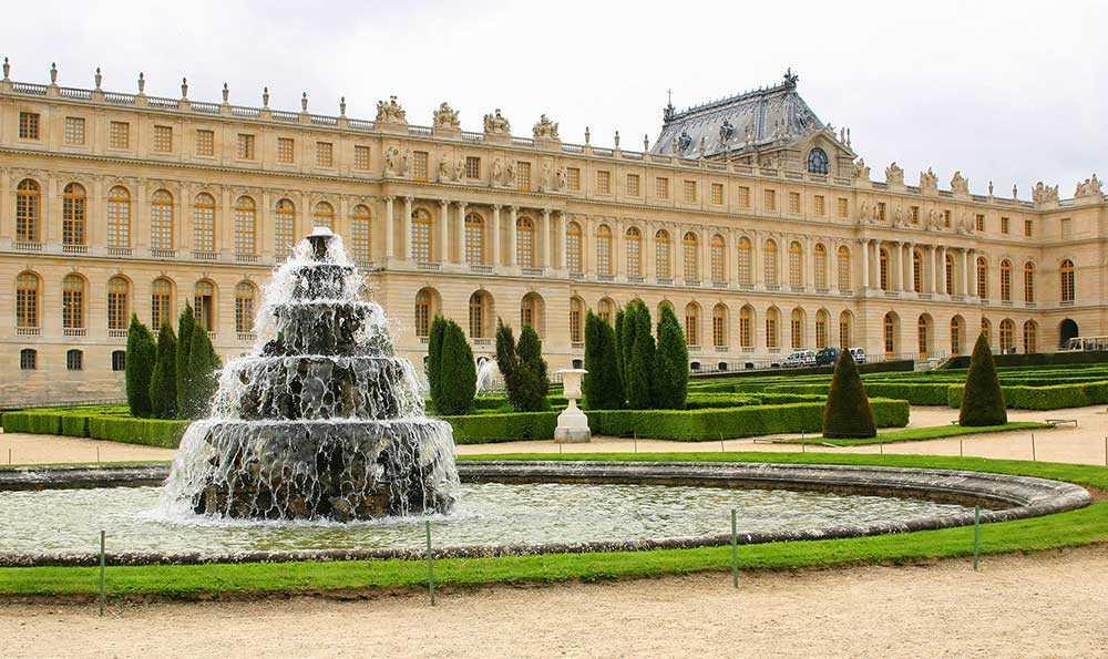 I sommar blir det musikfest på Versailles.