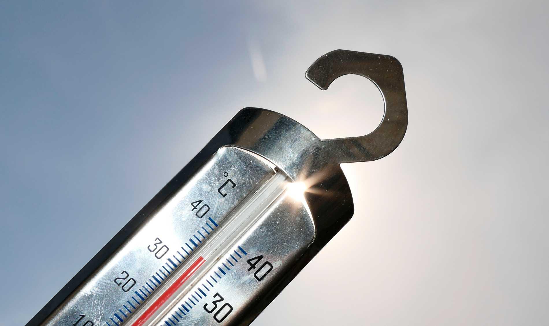 Stopp för fläktar vid värmebölja
