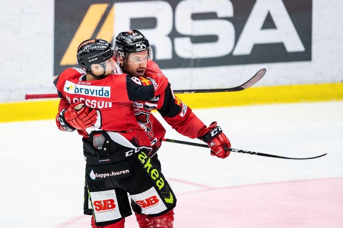 Malmö vann trots usla starten mot FBK.