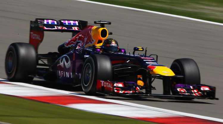 Vettel vann på hemmaplan