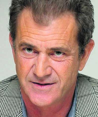Mel Gibsons hot har fångats på band.