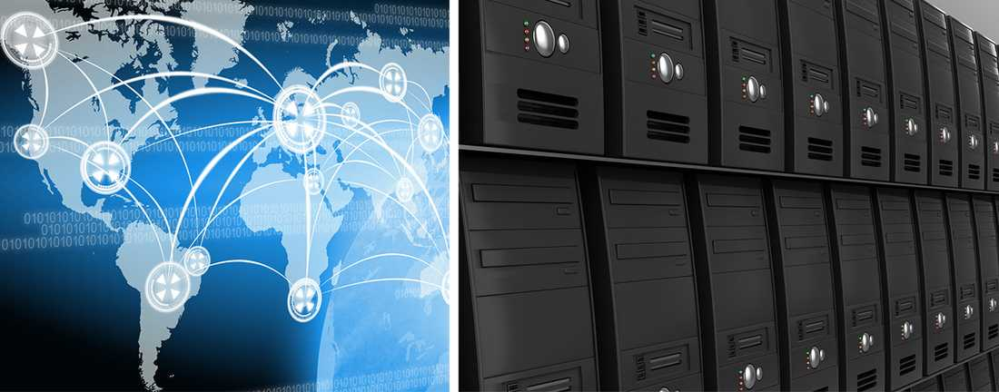 Datorn ska kunna knäcka i princip all krypterad data.