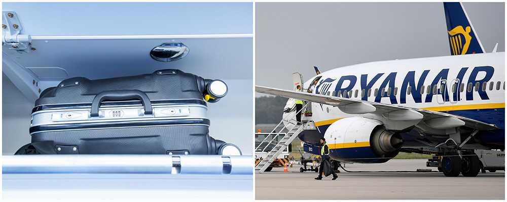 Ryanair bötfälls av Italiens konkurrensverk.