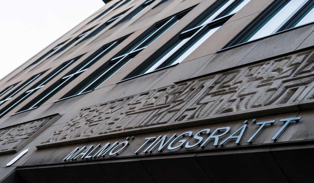 Malmö tingsrätt dömer rederiets huvudägare att ensam betala skadeståndet, som landar på 10,9 miljoner euro, vilket motsvarar 110 miljoner svenska kronor. Arkivbild.