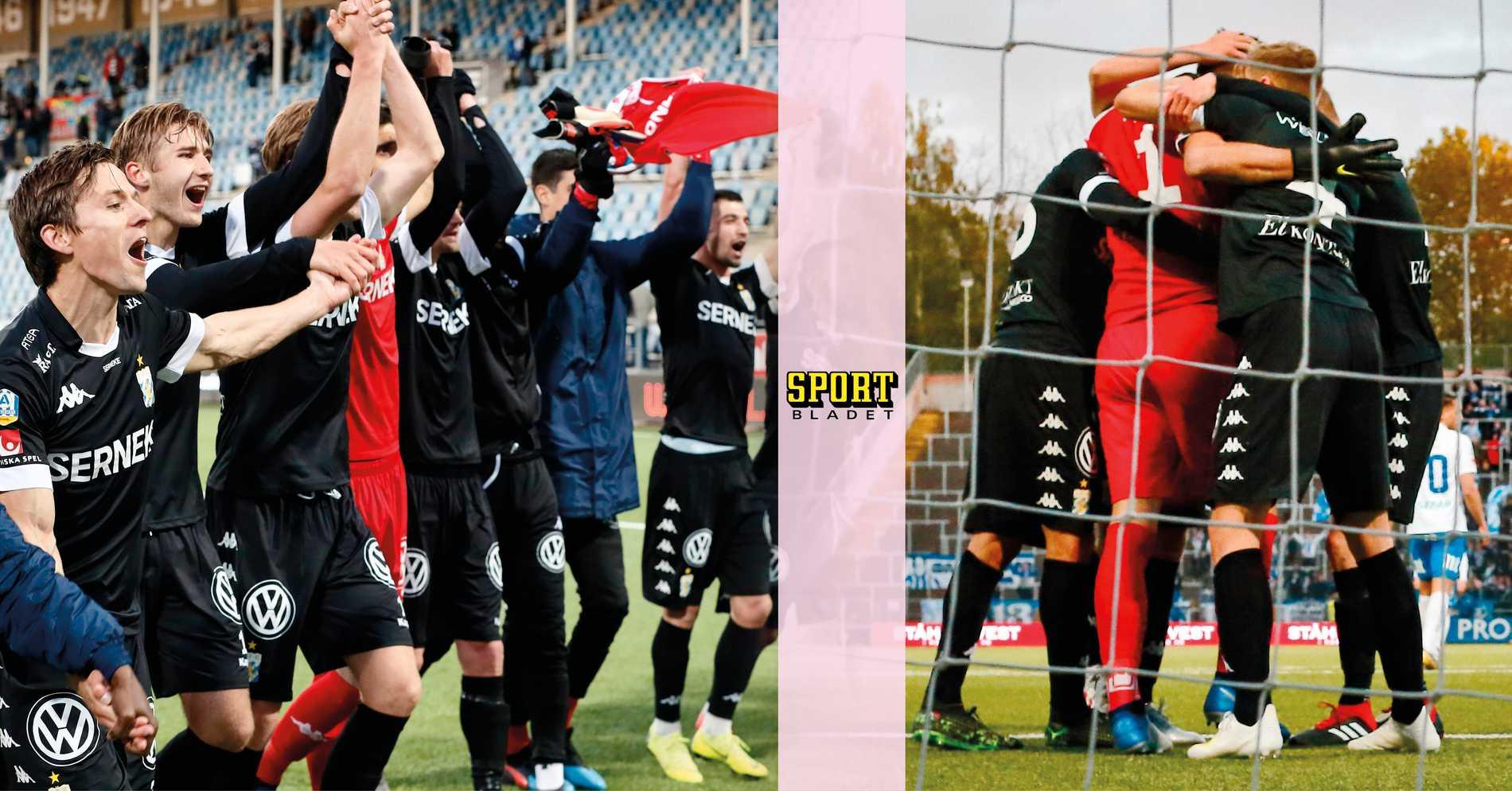 """IFK Göteborg: Blåvitt segervisst inför seriefinalen: """"Då slår vi Malmö"""""""
