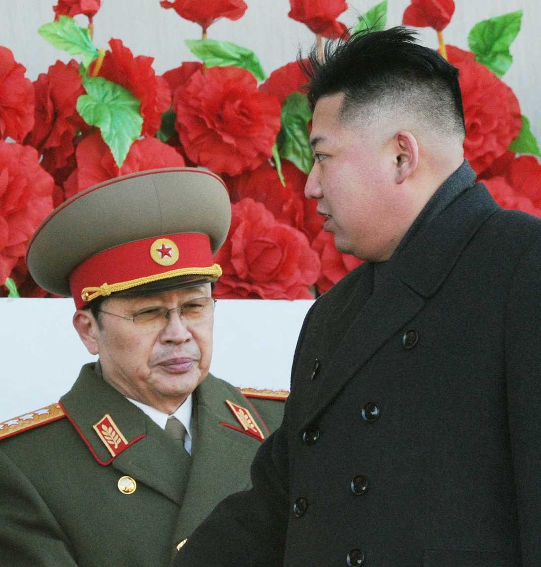 Fungerade som mentor Jang Song-Thaek hjälpte Kim Jong-Un när han tillträdde makten, för två år sedan.