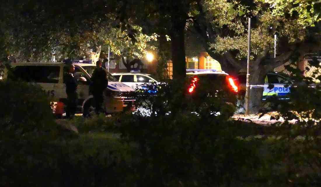 Martin Lindholm sköts ihjäl utanför en port i Eskilstuna.