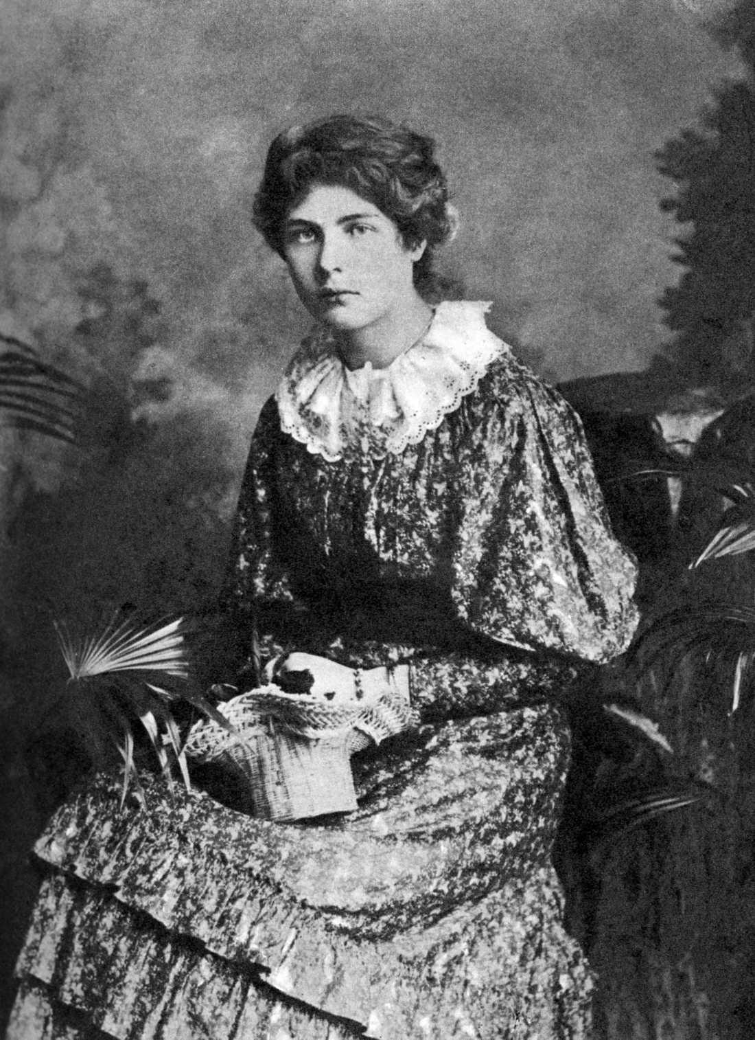 Constance Wilde.