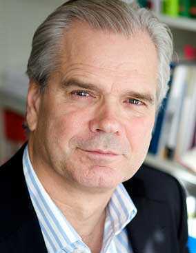 Ulf Lindberg, näringspolitisk chef på arbetsgivareorganisationen Almega.