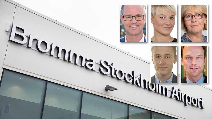 Sverige förtjänar en effektiv klimatpolitik som jagar utsläppen och inte flyget i sig. Om Sverige fortsätter att styras av en regering som skambelägger viljan till rörlighet och inte investerar i flygets framtid kommer svenskt flyg att halka efter i den gröna omställningen, skriver fem M-politiker från runt om i landet.