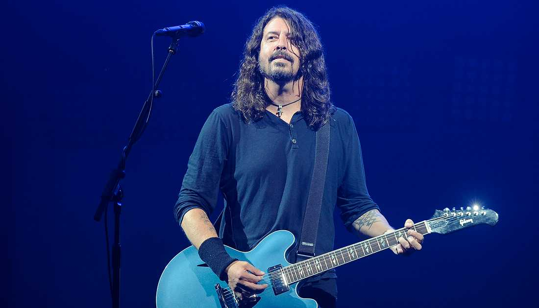 "Foo Fighters sångare, Dave Grohl, hängs ut som ""mobbare""."