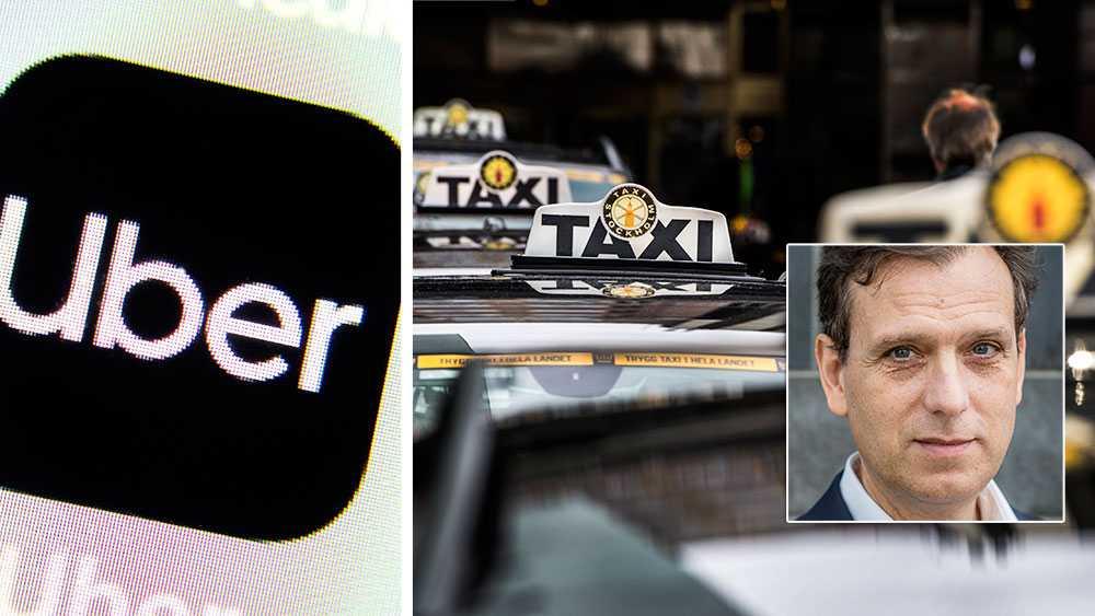 """Löfven lovade att bekämpa skatteflykt, """"tvinga fram bättre registrering av bolag, större informationsdelning mellan länder – och stenhård lagstiftning."""" Det är precis dessa åtgärder som behövs för att komma till rätta med Ubers skattefusk, skriver  Claudio Skubla, förbundsdirektör, Svenska Taxiförbundet"""