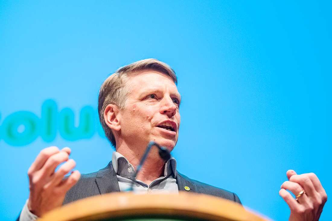 Bolund kom med i regeringen efter valet 2014.