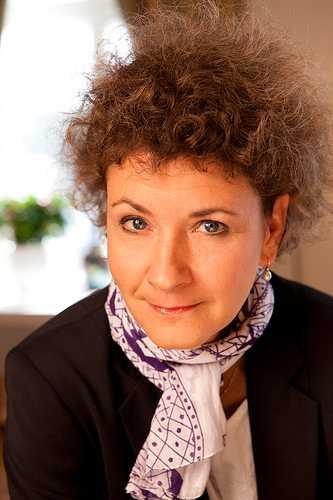 Viveka Hirdman-Ryrberg, informationsdirektör för SEB.