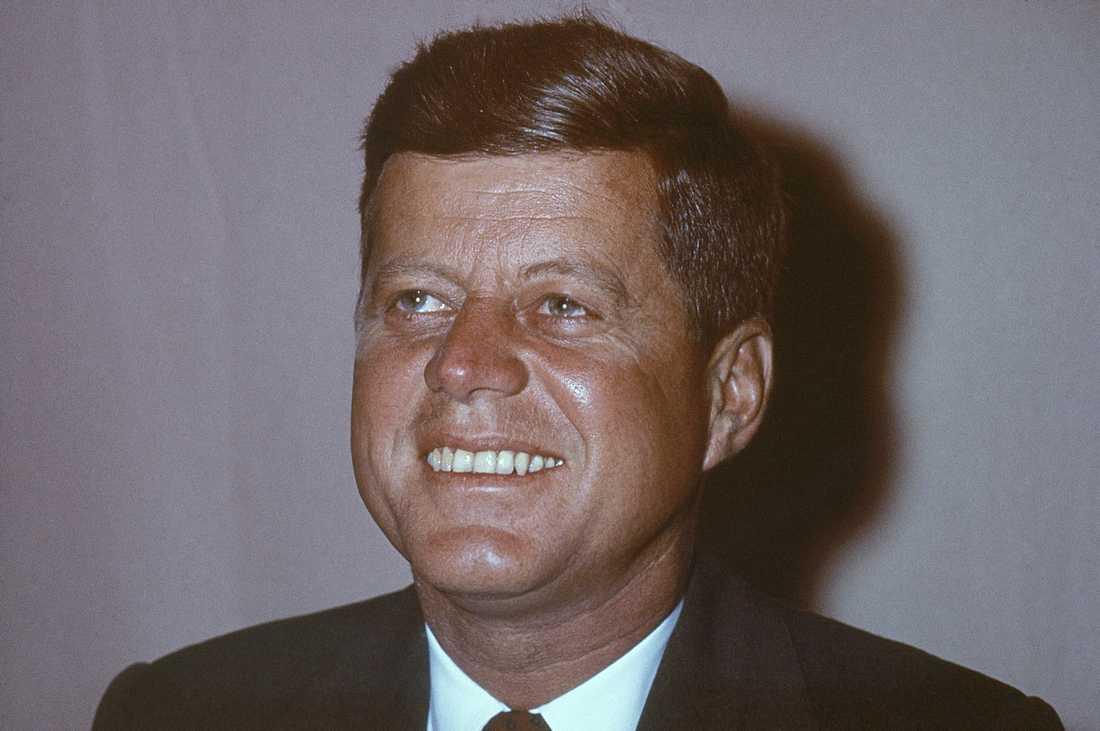 Det var 1962 som den dåvarande amerikanske presidenten John F. Kennedy bland annat sa: