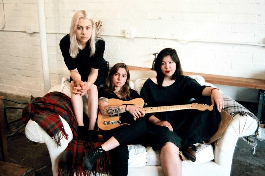 Phoebe Bridgers, Julien Baker och Lucy Dacus har gjort årets album, enligt Håkan Steen.