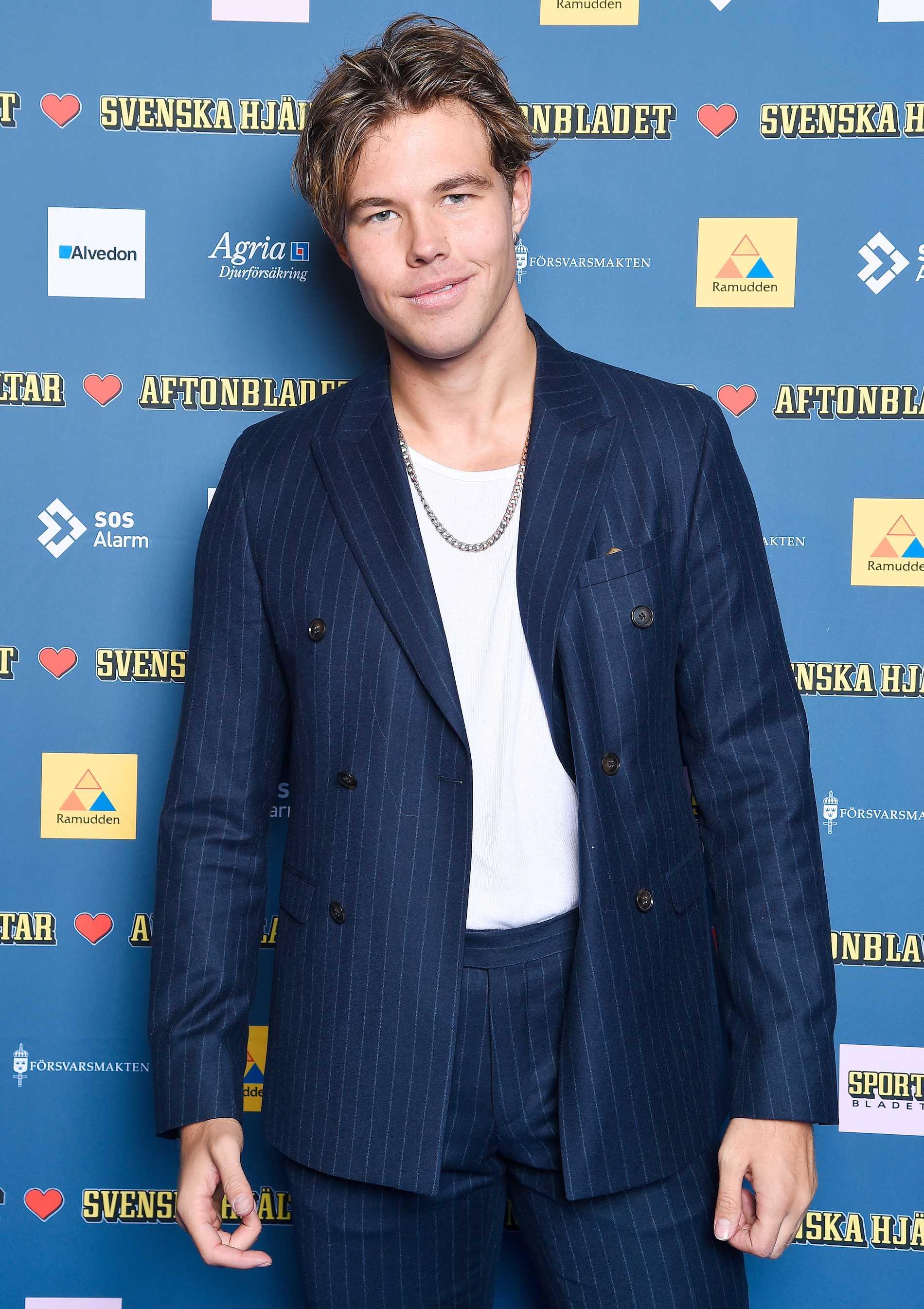 Andres Wijk är med i Melodifestivalen 2021, som låtskrivare.