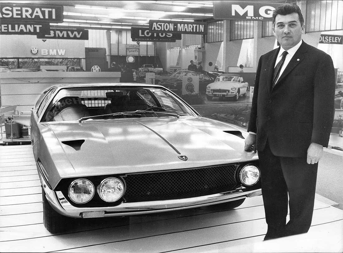 Grundaren Ferruccio Lamborghini