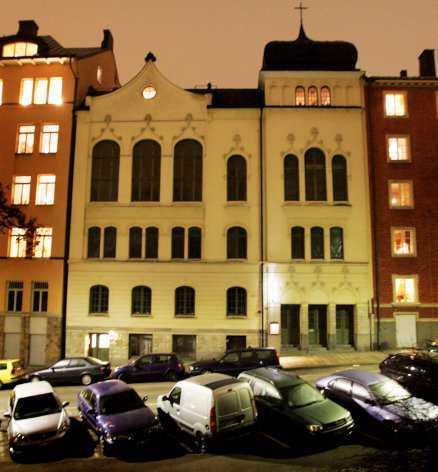 LYXIG Lägenheten på Kungsholmen.