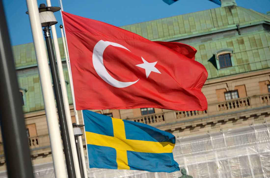 Turkiet hälsar just nu svenska turister välkomna. Arkivbild.