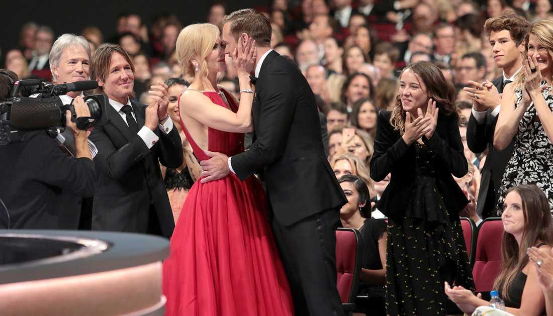 Nicole Kidman och Alexander Skarsgård.