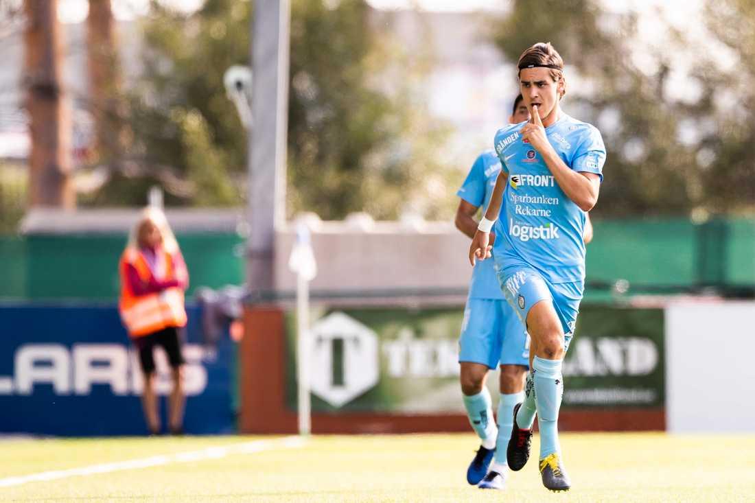 Adi Nalic har varit säsongens utropstecken i AFC Eskilstuna.