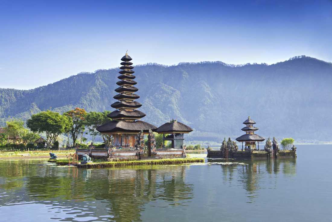 5) Bali, Indonesien.