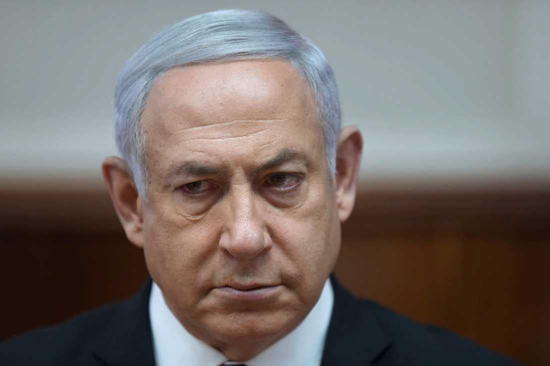 Israels premiärminister Benjamin Netanyahu har misslyckats med regeringssonderingarna.