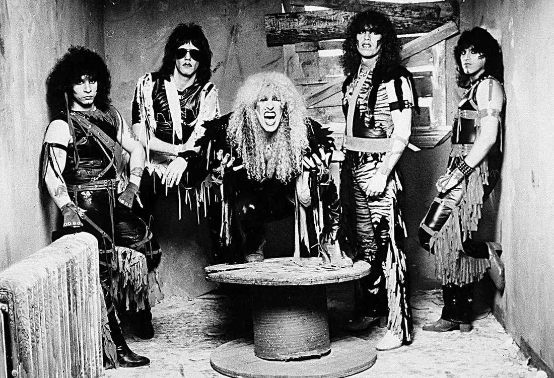 Twisted Sister, 1984.