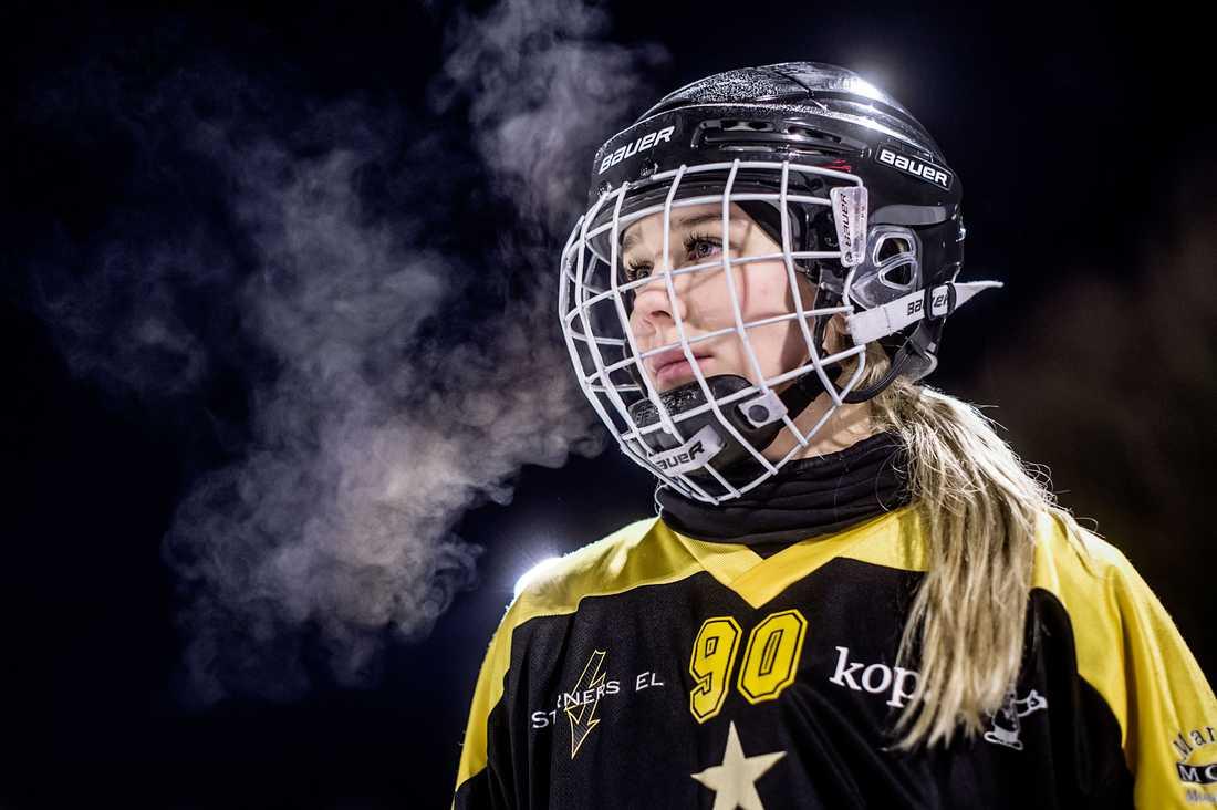 Linnéa Larsson.
