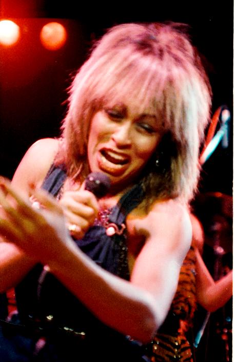 20 Tina Turner.