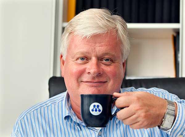 Lars-Ingvar Ljungman, M-ordförande i Skåne, är positiv till att se över arbetskraftsinvandringen.