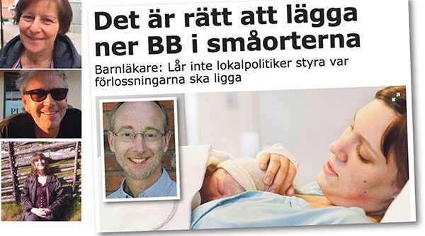 Läkare från Sollefteå svarar Jonas F Ludvigsson.