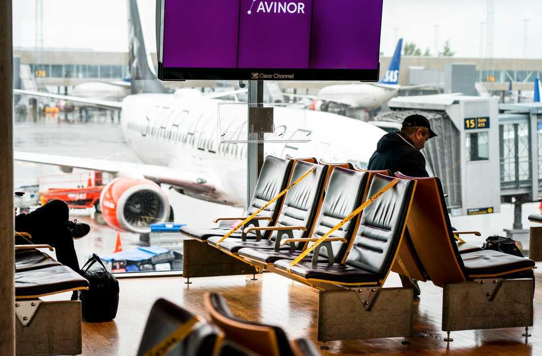 Fler och fler flygbolag återupptar flighter, men det handlar om en försiktig återhämtning. Arkivbild.