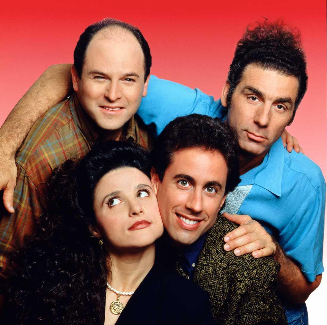 """Från tv-serien """"Seinfeld""""."""