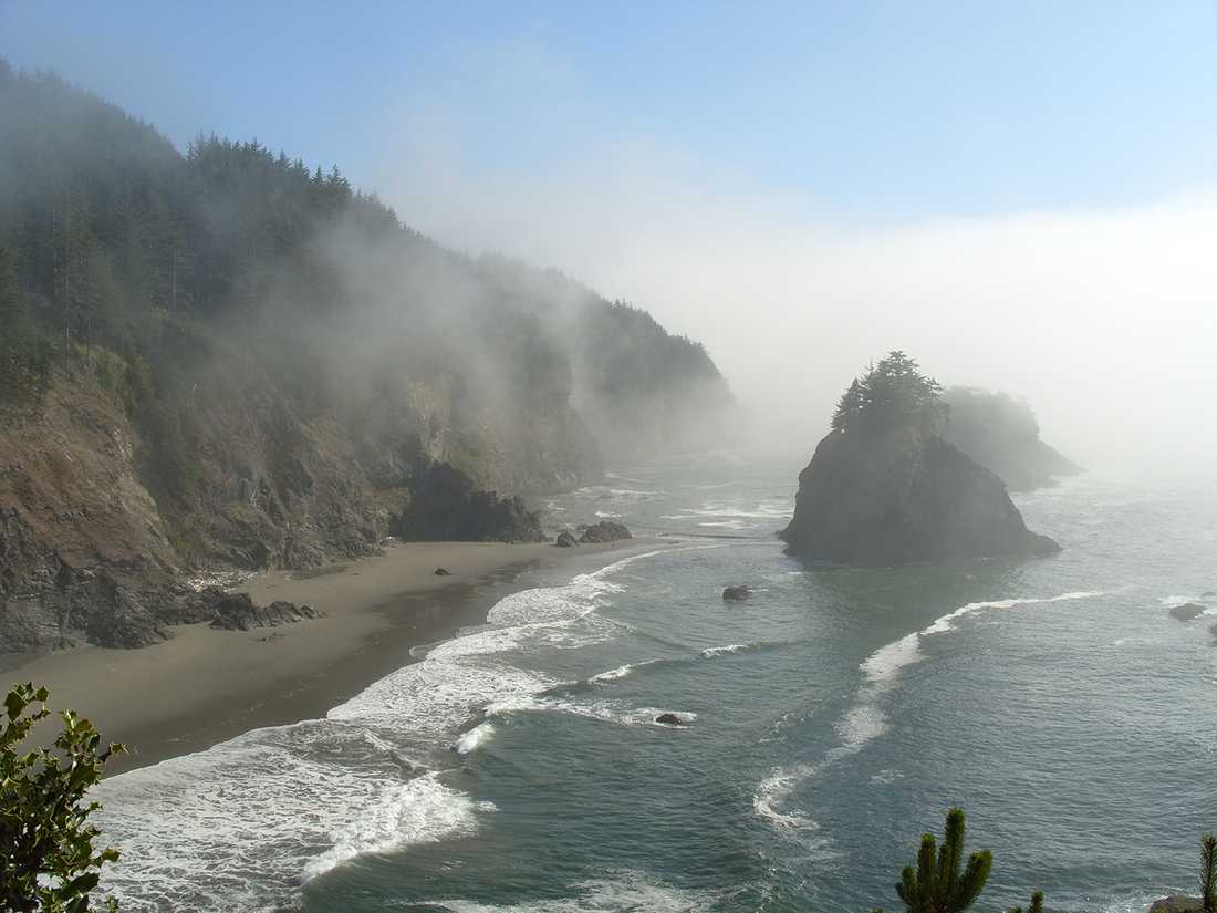 Brookings i Oregon