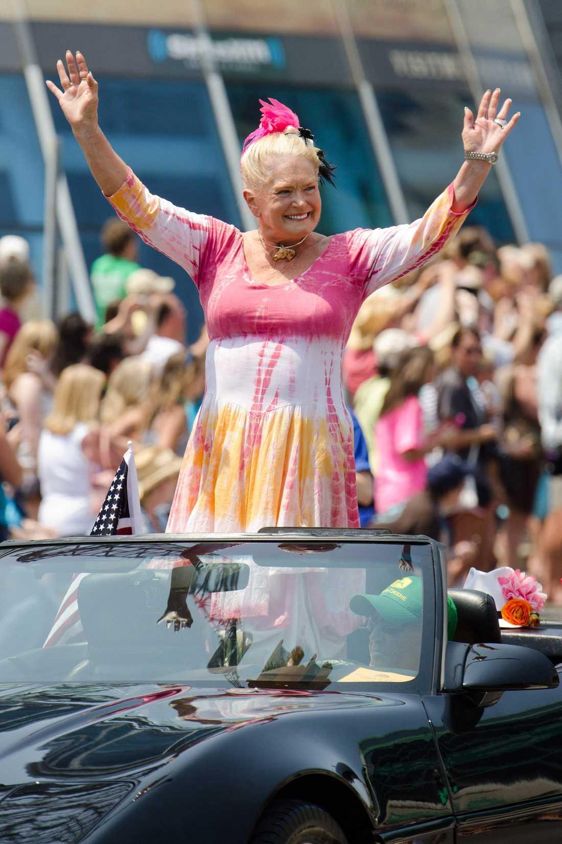 Lynn Anderson 2011.