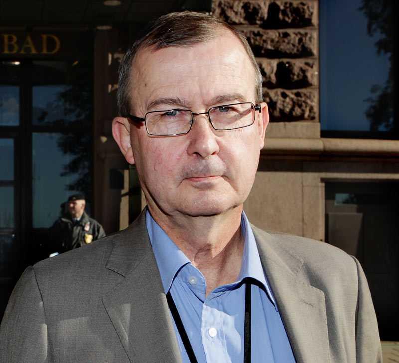Regeringskansliets förvaltningschef Jan Landahl.
