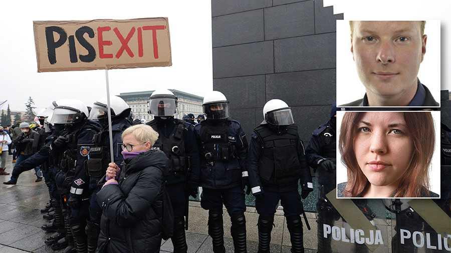 Utvecklingen i Polen har fått människor att söka asyl utomlands. Vi vet flera hbtq-polacker som har flytt från Polen till Sverige men som inte får asyl här. Vi måste säkerställer att personer som förföljs beviljas asylrätt även inom EU, skriver Emelie Stark och Anders Österberg.