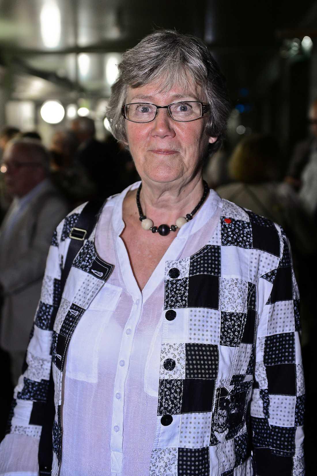 Lena Hjelm Wallén.