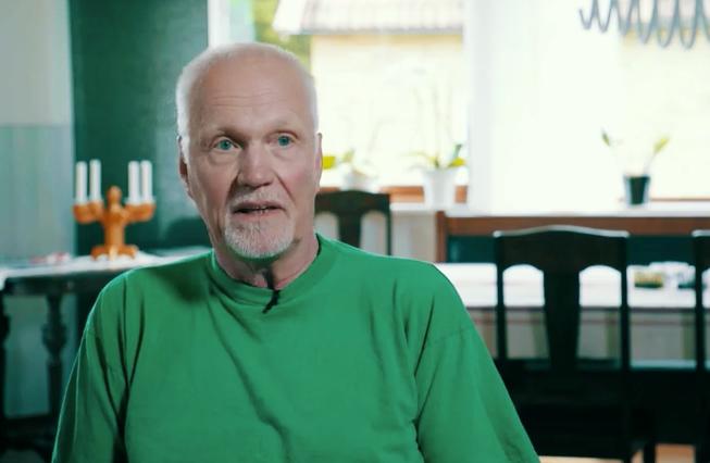 Kriminalteknikern Enar Gustafsson berättar om missen i TV3 Dokumentär Blodet ingen såg.