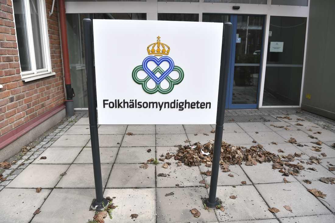 124355 personer har bekräftats smittade med covid-19 i Sverige. Arkivbild.