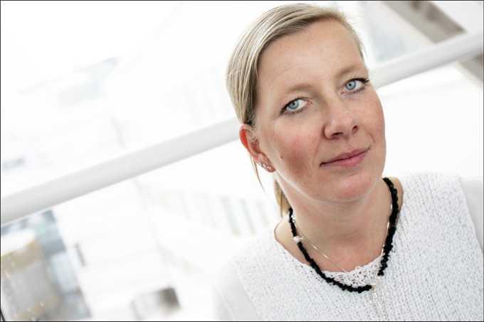 Kristina Axén Olin.
