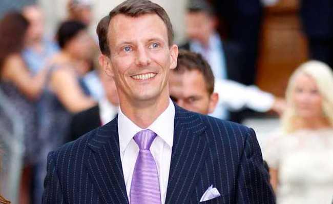 Danmarks prins Joachim opererades akut på sjukhus.